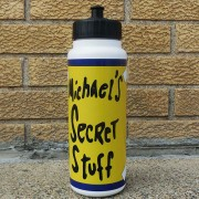 Bottle Michael's Secret-Stuff