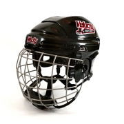 Velocity Hockey Helmet 2
