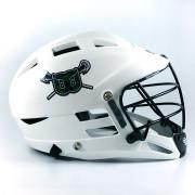 Whalers Lacrosse Helmet 3