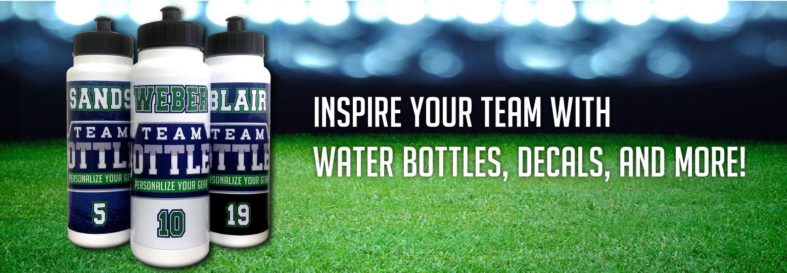 Water Bottles Designs